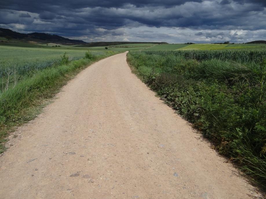 Meseta in Castilla Spain