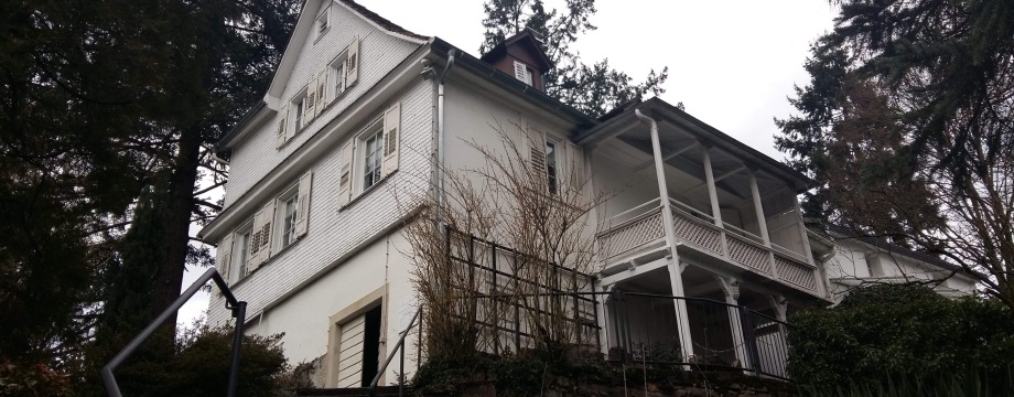 Johannes Brahms house