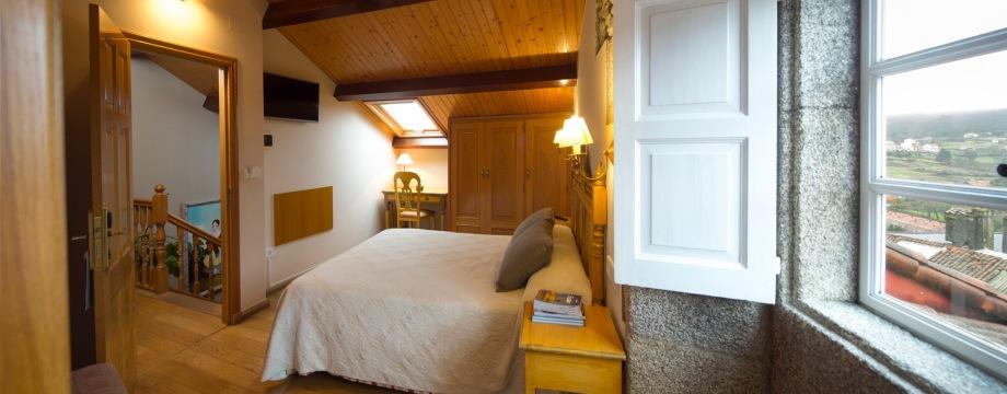 Costa Vella Hotel in Santiago de Compostela