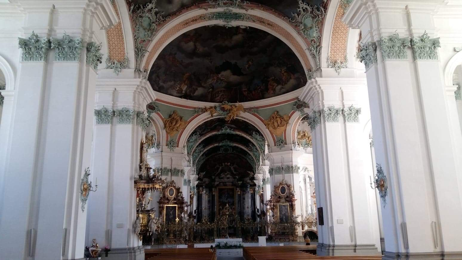 Abbey Saint Gallen