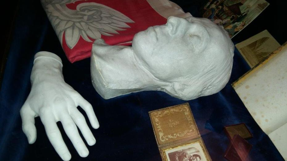 Death Mask of Frédéric Chopin