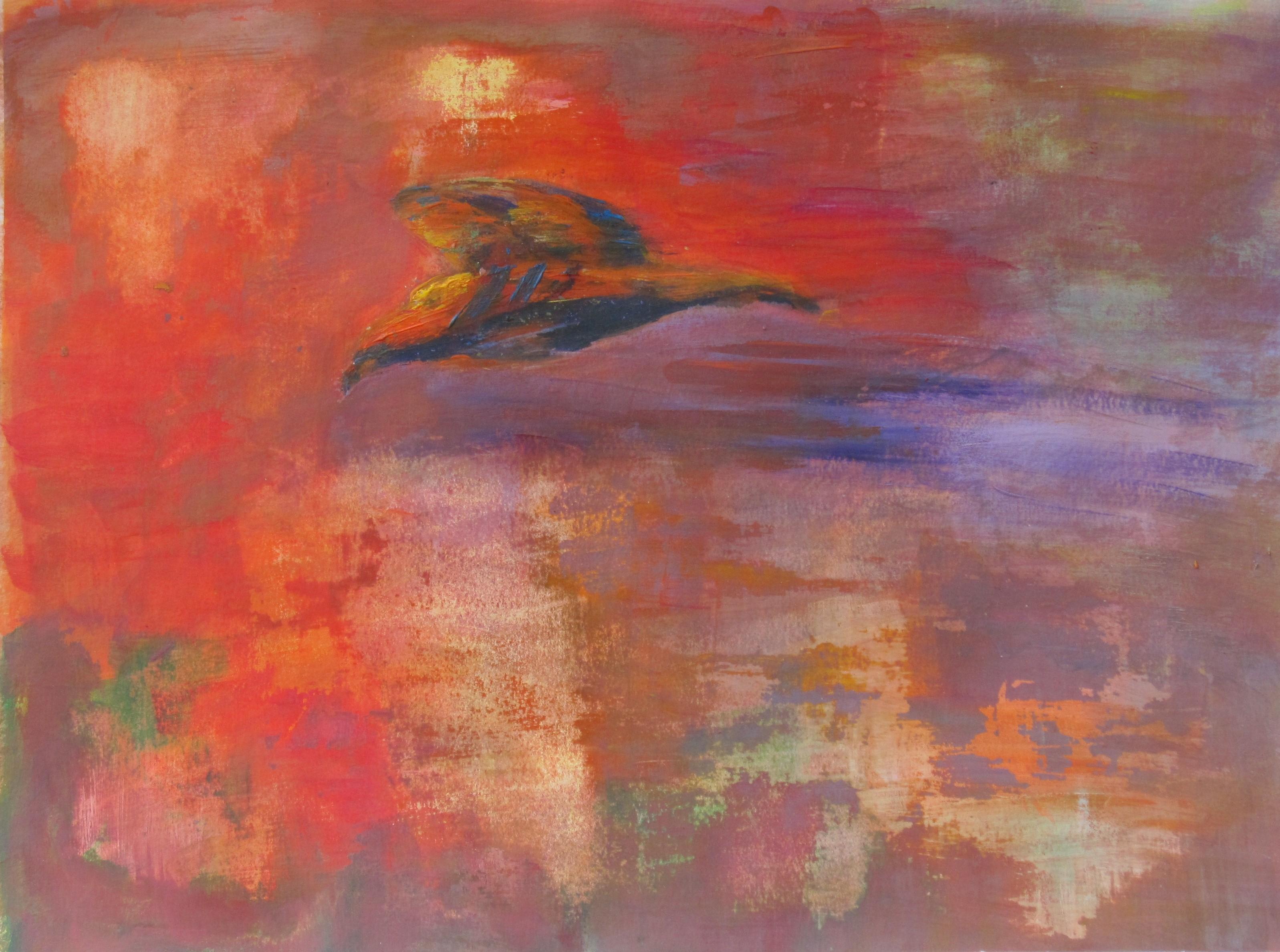 Bird of Fire - Irene Mueller