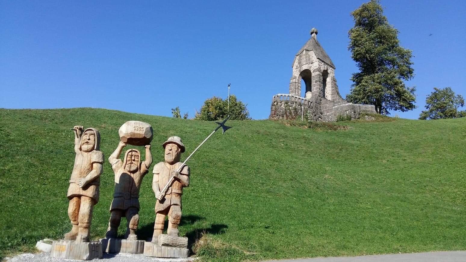 Monument of the Battle of Morgarten