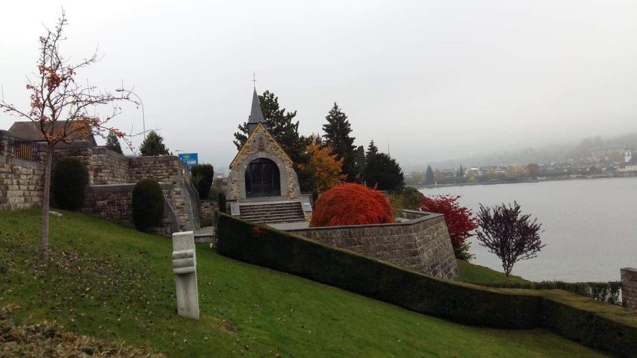 Astrid Chapel in Küssnacht am Rigi