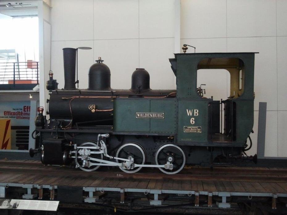 Waldenburg Bahn