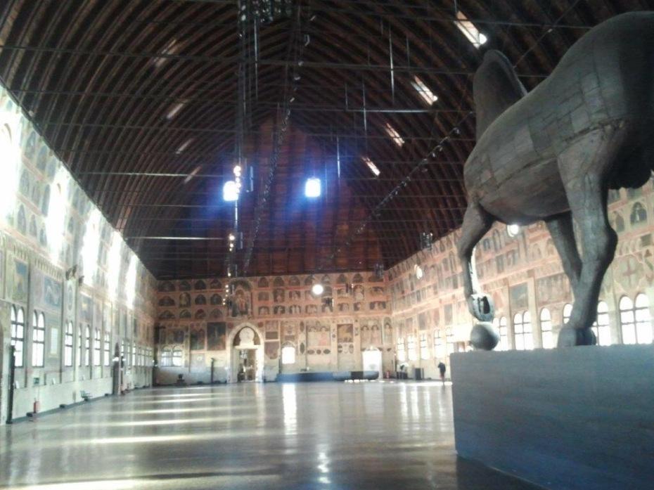 Palazzo della Ragione (il salone)
