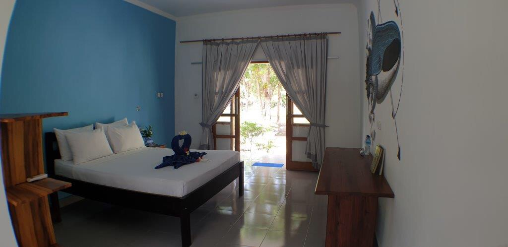 Room of the Blue emOcean Resort