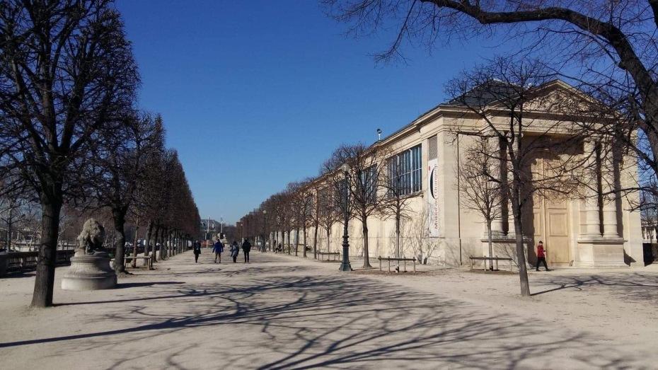 Musée de l'Orangerie in Paris