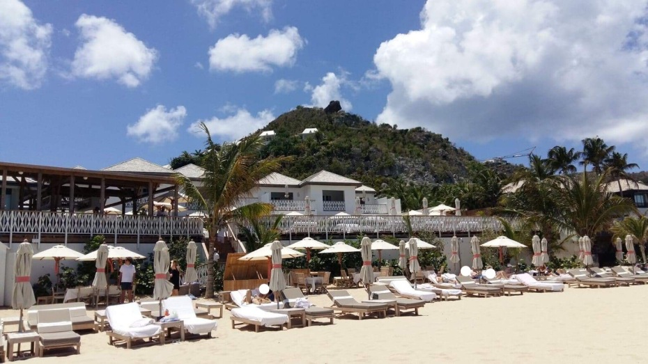 Hotel Cheval Blanc St. Barth Isle de France