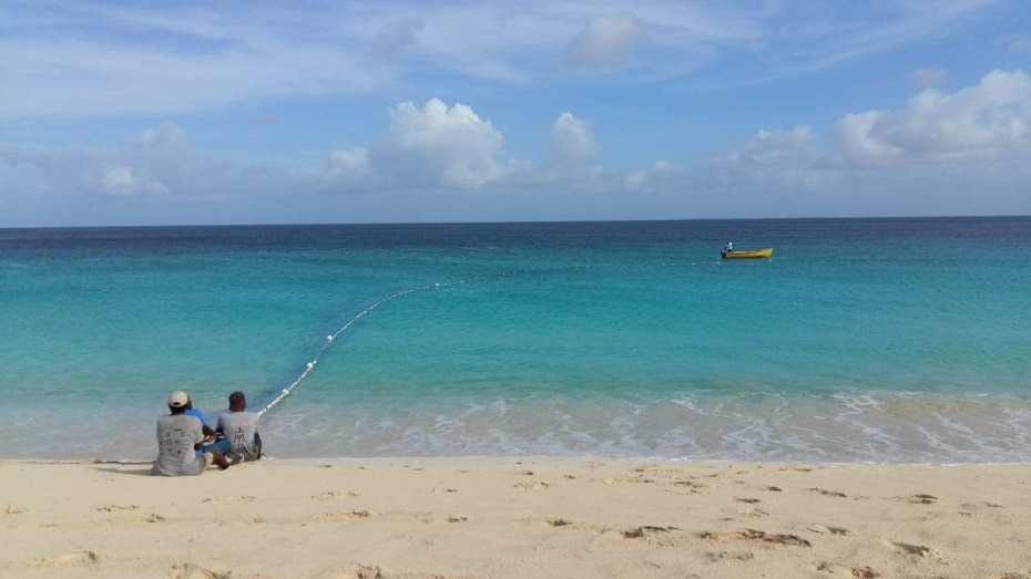 Fishing in Anguilla BWI