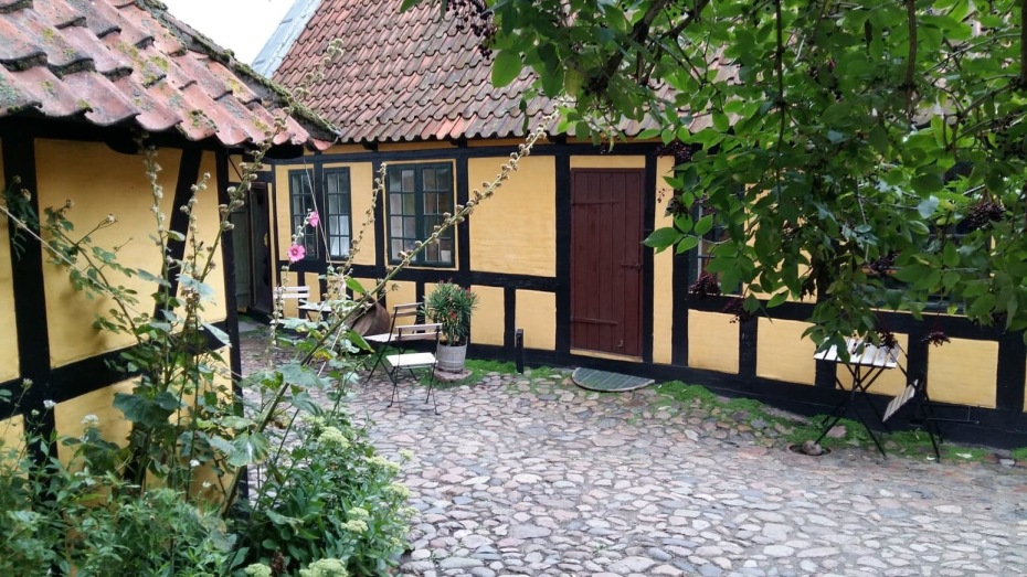 The Childhood Home of Hans Christian Andersen