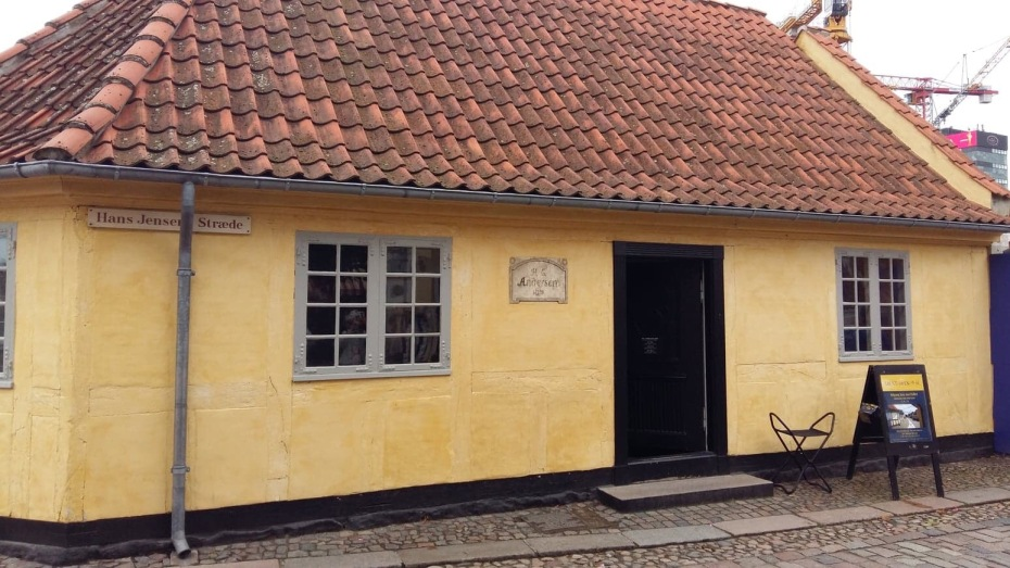 The Birthplace of Hans Christian Andersen
